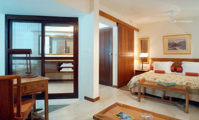 meilleur hôtel à choisir à la Réunion : saint Alexis Hôtel et Spa à Boucan Canot .