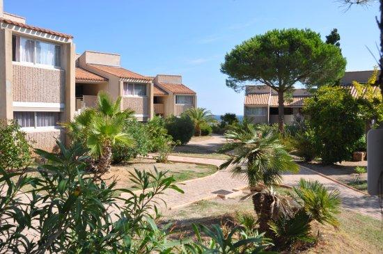 Village Club les Issambres en Côtes d'Azur : connu pour les séjours seniors avec Cap Vacances .