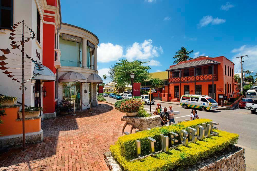 Ville emblématique de la Barbade à visiter lors de votre voyage .