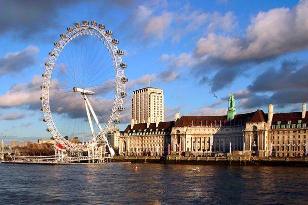 London Eye :lieu touristique à visiter à Londres, Faire un tour à la grande roue