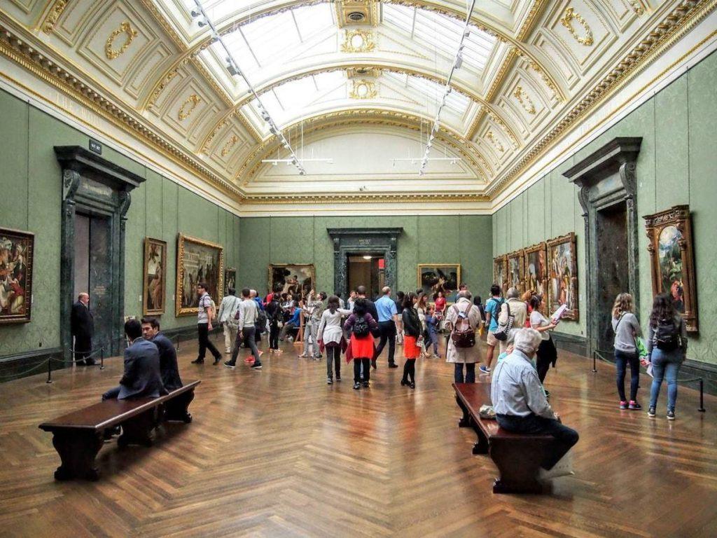 National Gallery : musée à visiter à Londres