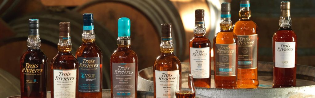 Rhum vieux Trois riviere en Martinique : visite distillerie de rhum