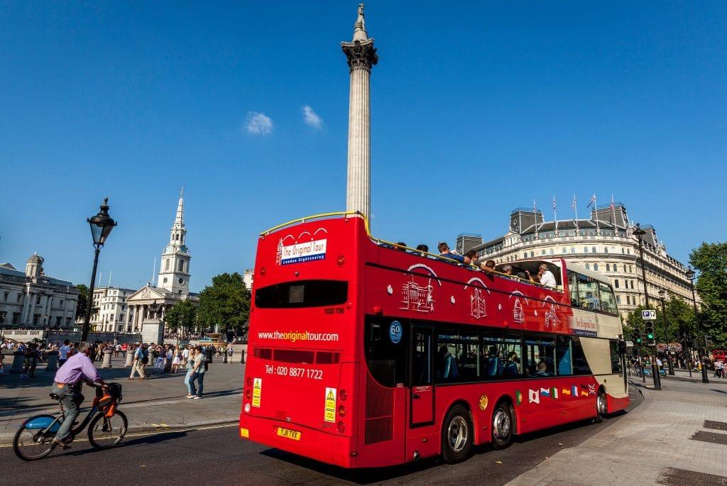 circuits touristiques à Londres : découverte de la capitale en bus