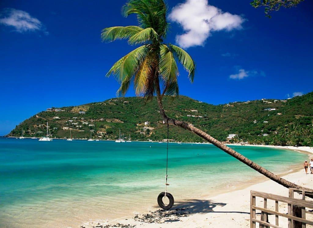 Cane Garden Tortola : lieu à visiter aux îles vierges britanniques
