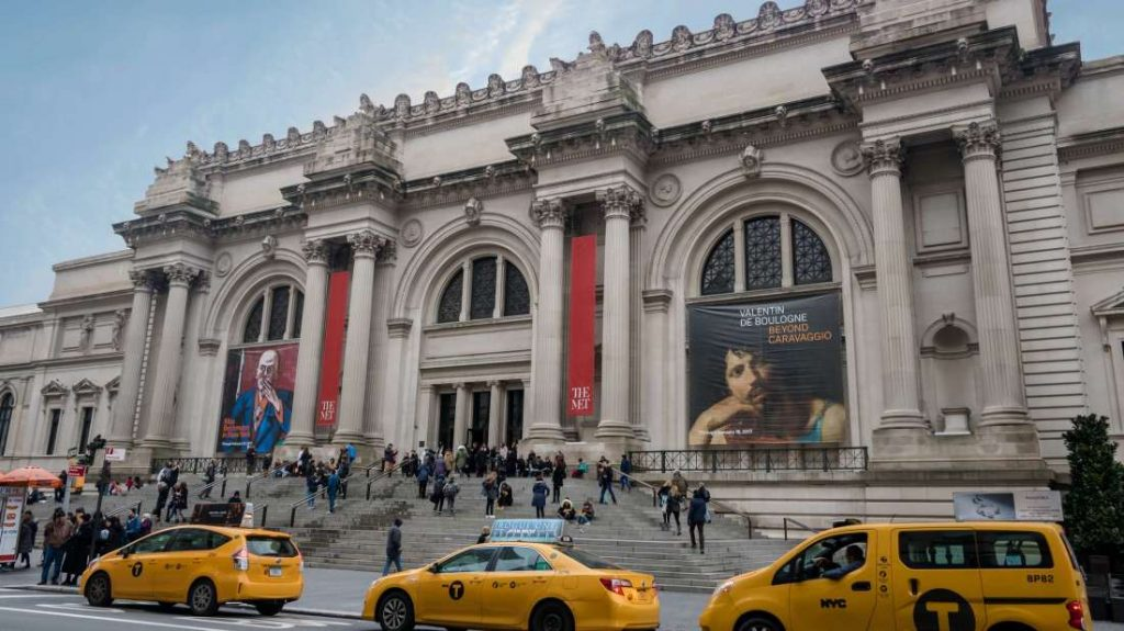 Ce qu'il faut faire à New York : aller au Museum Metropolitan of Art