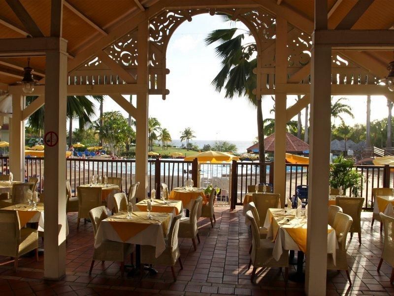 Restaurant Pierre et Vacances : séjour en Martinique
