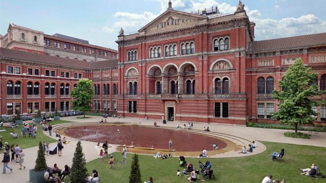 Victoria and Albrt Museum : V&A musée à visiter à Londres