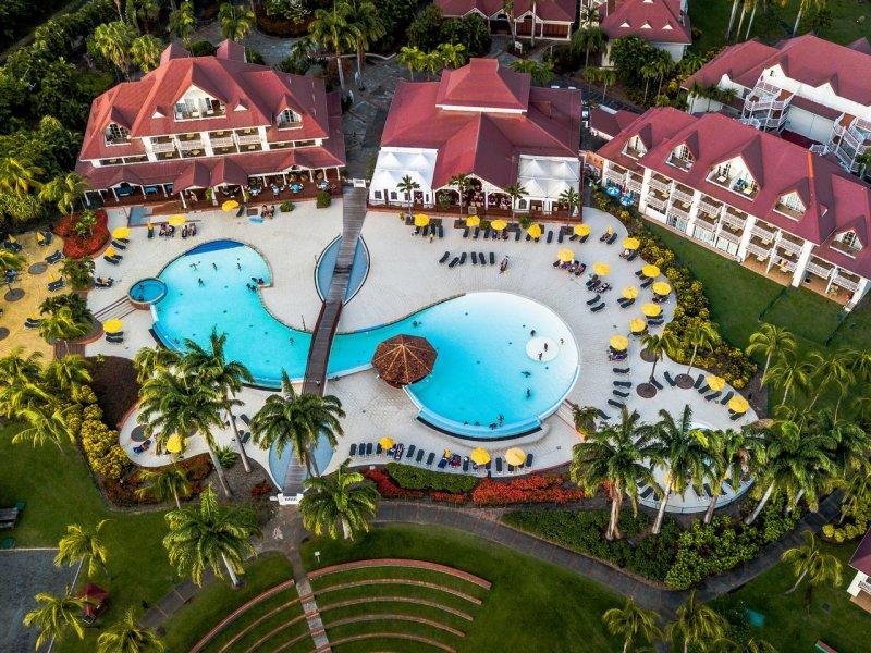 Pierre et vacances Martinique : village de vacances à Sainte Luce