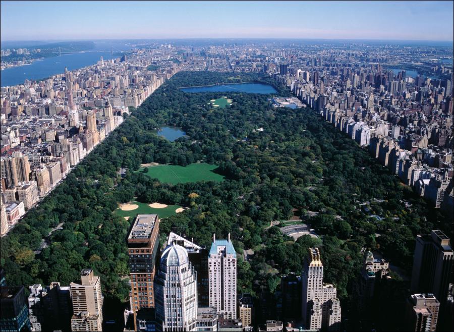 Ce qu'il faut faire et visiter à New York : Central Park