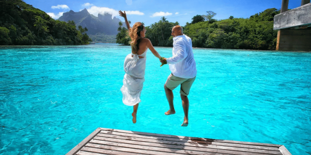 Bonnes périodes et saisons pour partir à Bora Bora : ce qu'il faut savoir
