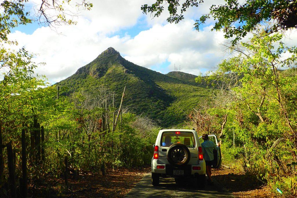 Le parc naturel national de Curacao à visiter : Christoffel