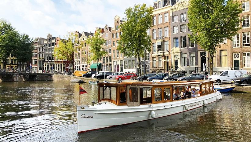 Croisière Amsterdam : visites , excursion des canaux