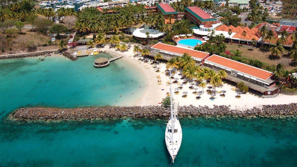 Hotel Bakoua : location vacances Trois ilets
