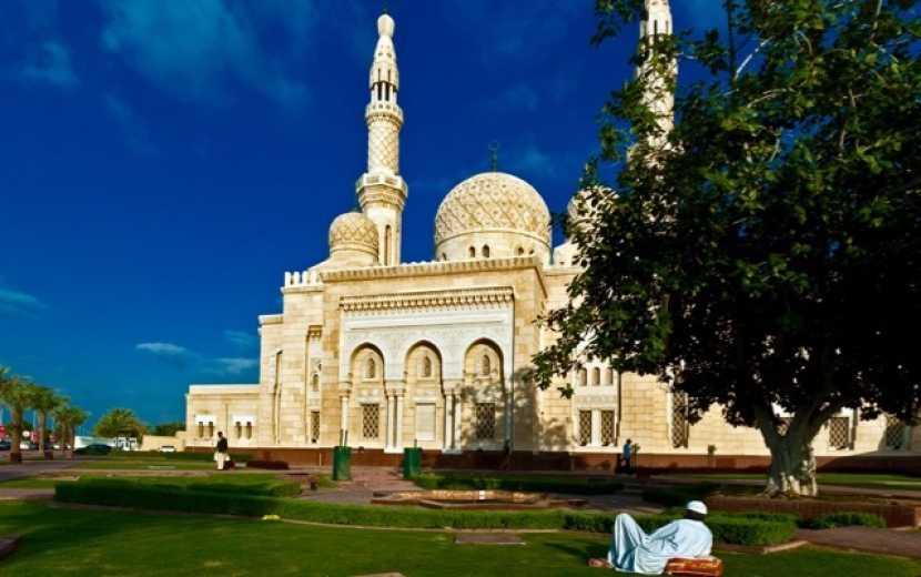 Mosquée Jumeirah à visiter à Dubaï