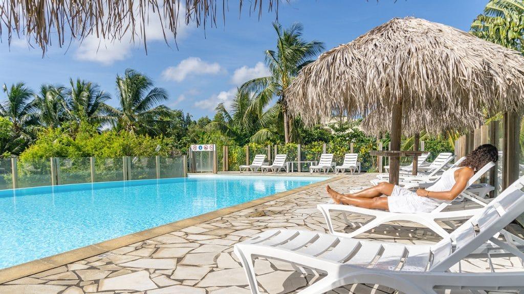résidence hotel Cayaline Martiniqie Sainte Luce