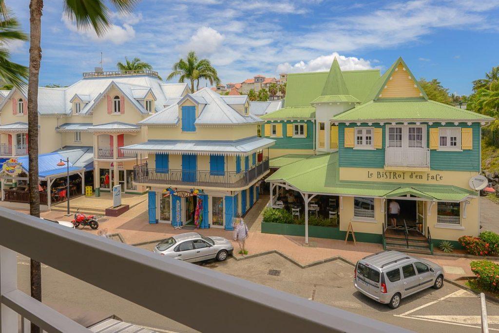 Hotel la Pagerie au Trois îlets : location vacances