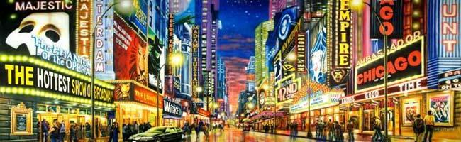Broadway : lieu mythique New Yorkais à visiter