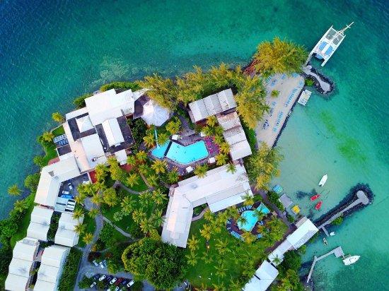Hotel Martinique : Carayou hôtel et Spa aux trois ilets