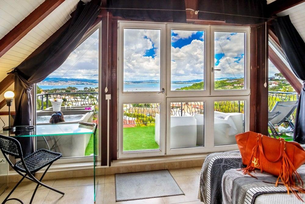 villa suite hotel en Martinique