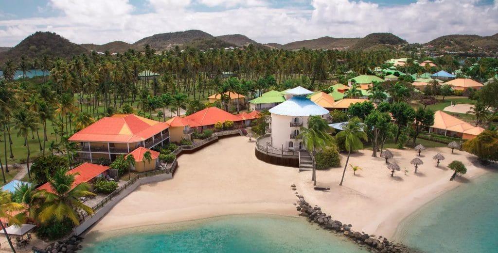 club med : Village club vacances Martinique