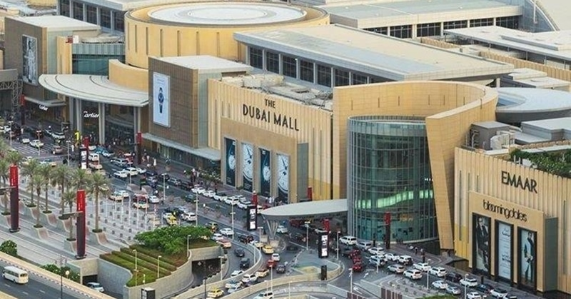 QAller au centre commercial Dubai Mall pour faire du shopping