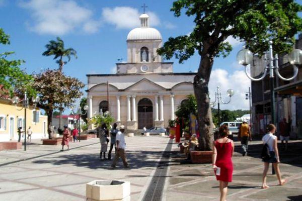Ce qu'il faut voir à Marie Galante : l'église de Grand Bourg