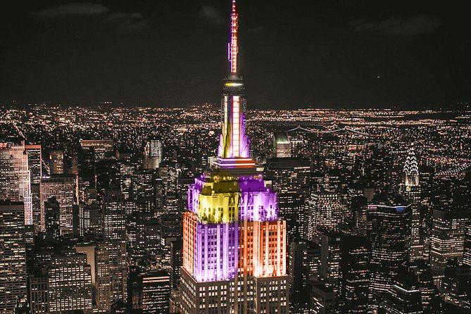 Ce qu'il faut faire à New York : voir l'Empire State Building
