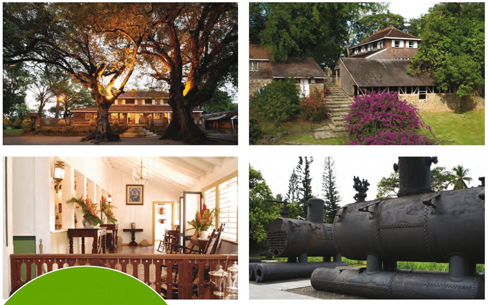 Habitation Clément : distillerie de Rhum en Martinique