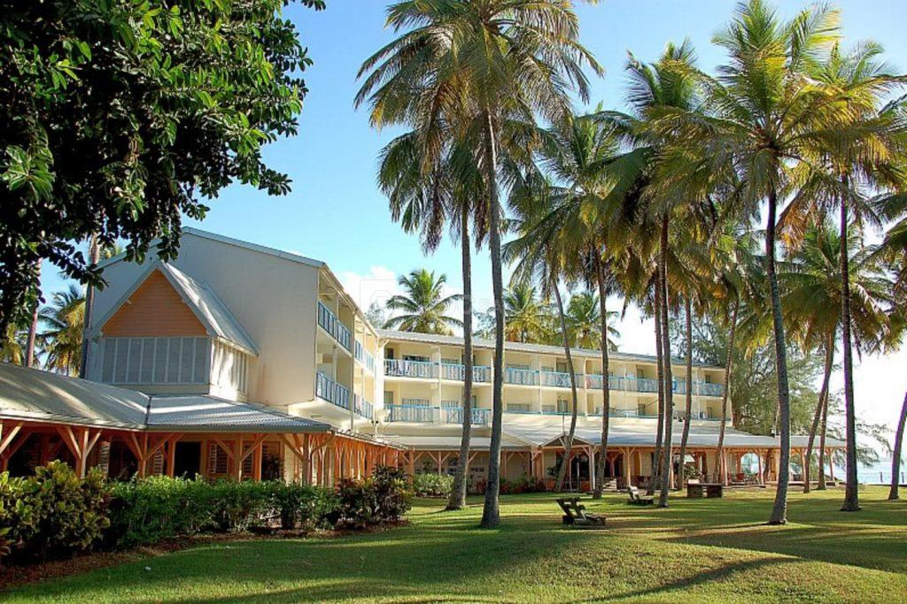 carayou hote : hotel sainte luce pour des vacances en Martinique