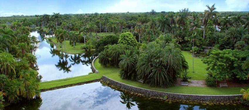 Jardin botanique tropical Fairchild
