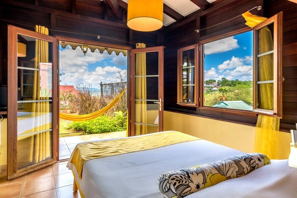 Suite Villa Martinique : hôtel de luxe au Trois ilets ,Antilles françaises