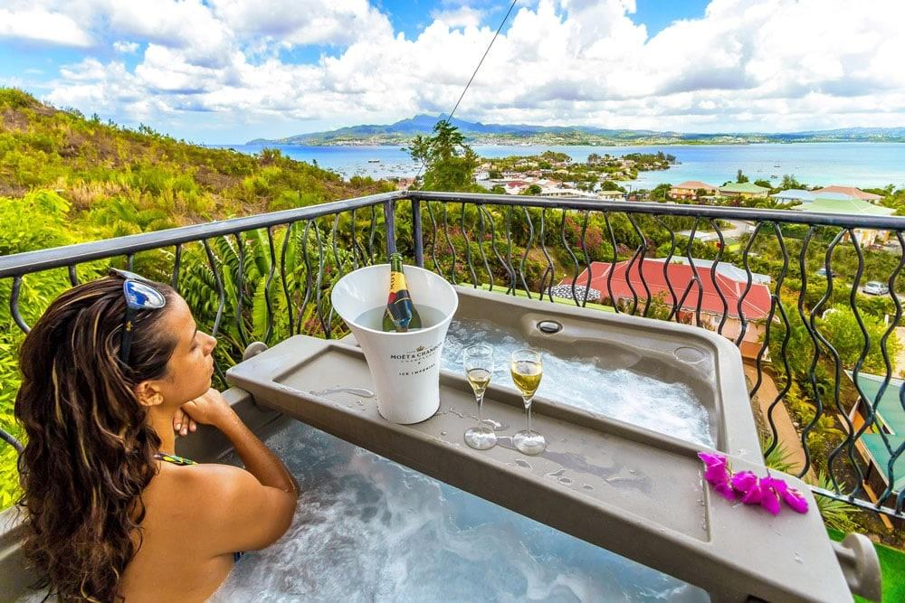 Villa Suite au Trois ilet : location de vacances en Martinique