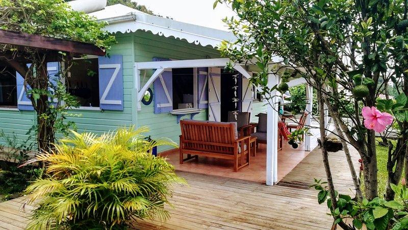Maison créole aux Saintes : visiter l'archipel de Guadeloupe