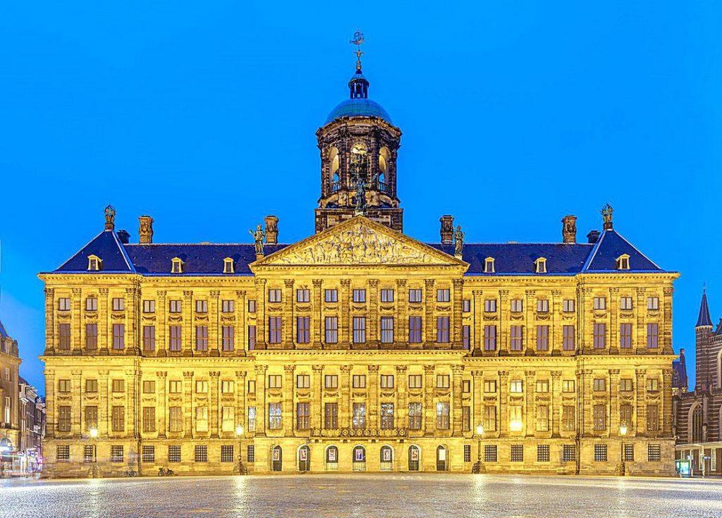 Palais Royal Amsterm : lieux à visiter et découvrir aux Pays Bas