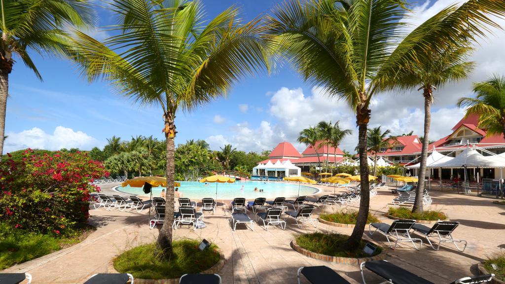 Location vacances Pierre et Vacances Guadeloupe établissement de vacances .