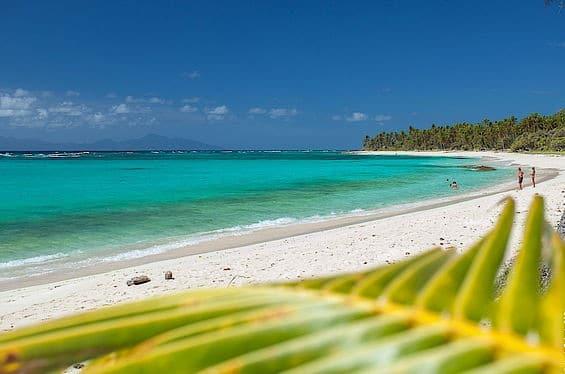Visiter les belles plages de Marie Galante