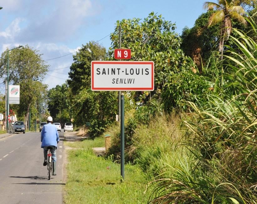 Visiter les villes de Marie Galante : Saint Louis