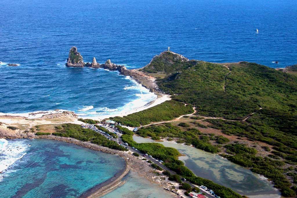 Excursion en ULM : visiter la Guadeloupe dans les airs