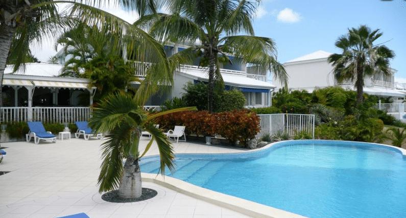 Hôtel Amaudo pas cher en Guadeloupe, Saint François : location vacances