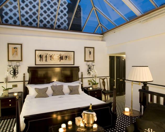 Hotel 41 : hôtel de luxe à Londres