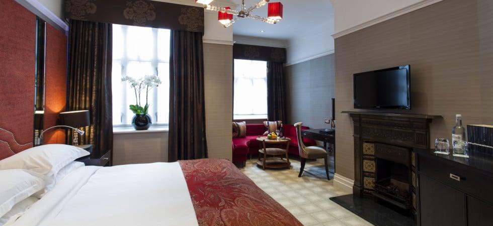 Hotel de luxe à Londre : Le Levin