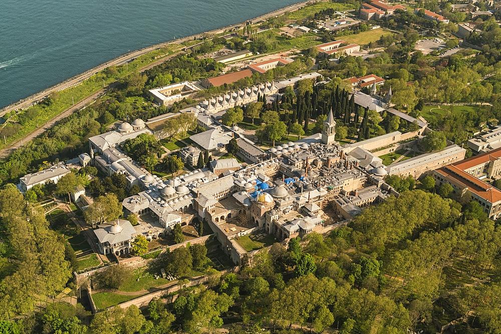 Palais Topkapi endroit a visiter à Istanbul