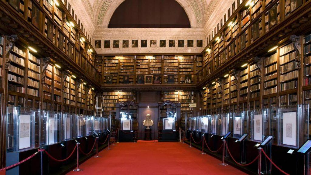 Librairie Ambrosiona: galerie