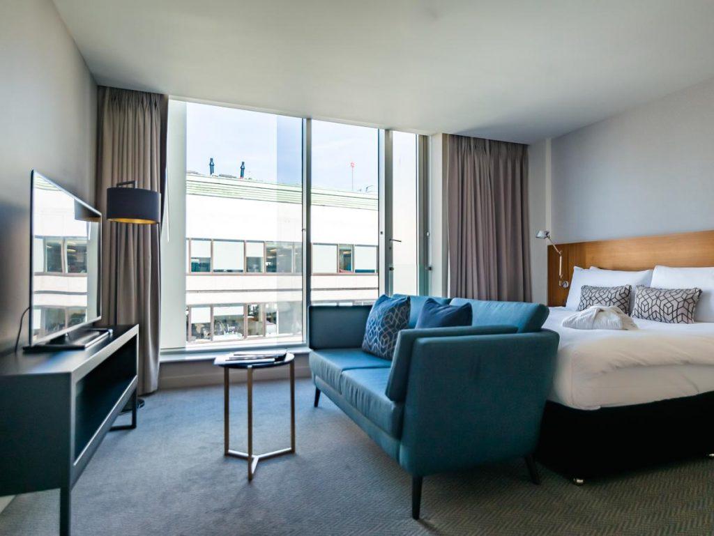 Hotel Apex London wall, hotel de luxe 4 étoiles