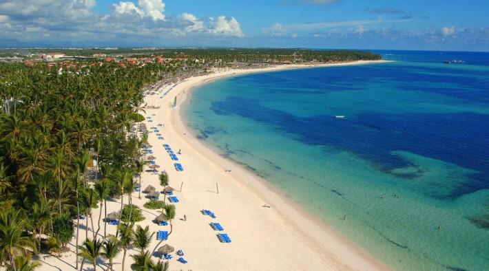 Bavaro Beach : plage Punta Cana en République dominicaine