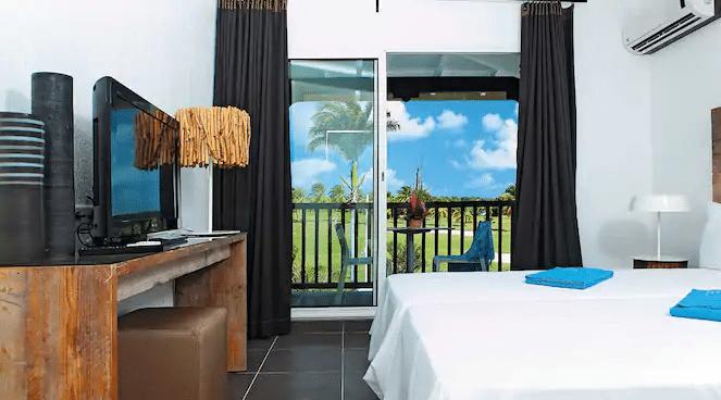 hôtel Saint François, Guadeloupe