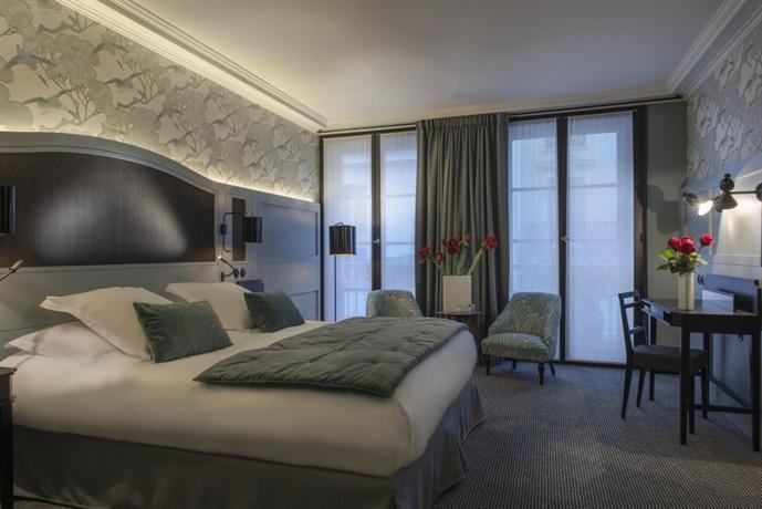 Aubusson hotel parisien pas cher