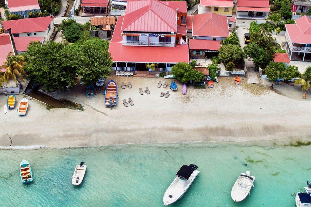 Hotel les Saintes Guadeloupe pas cher