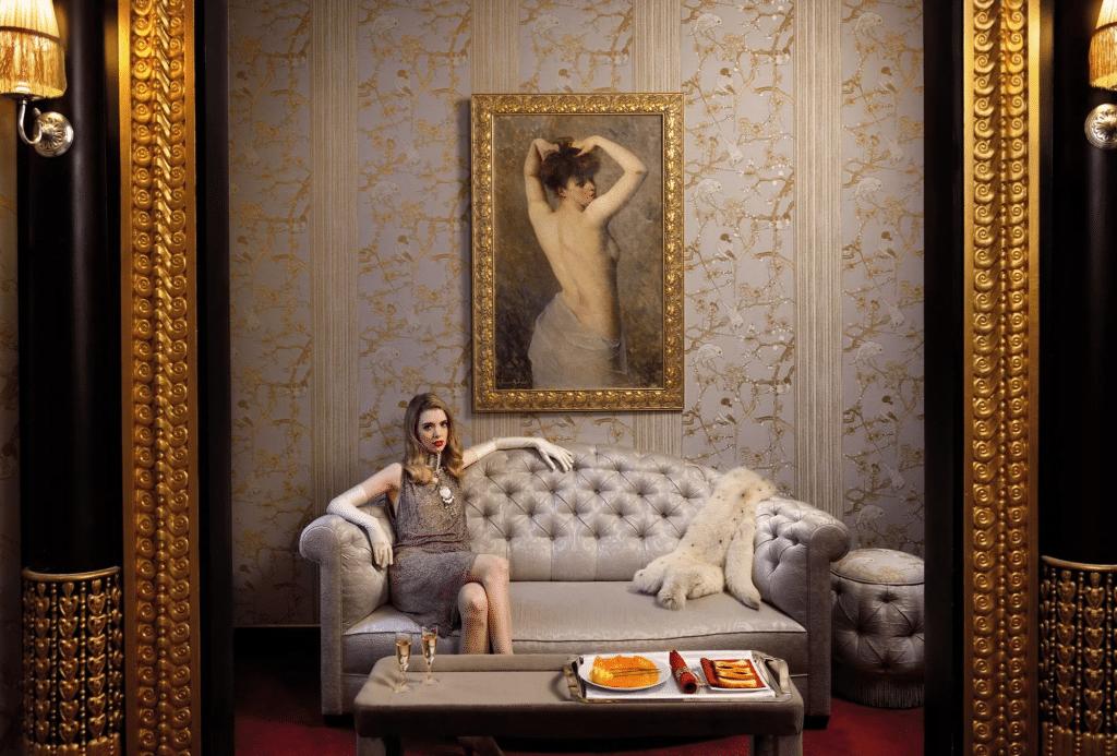 Maison Bouquet, l'un des meilleurs hôtels de luxe à Paris