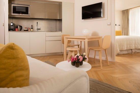 Suite de la Résidence Paris pour les familles : lieu destiné pour les amateurs des hôtels de luxe .